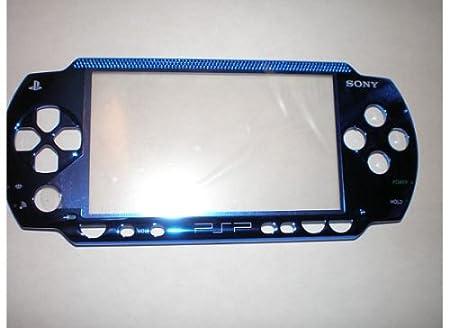 Metallic Blue Sony PSP 1000 Faceplate