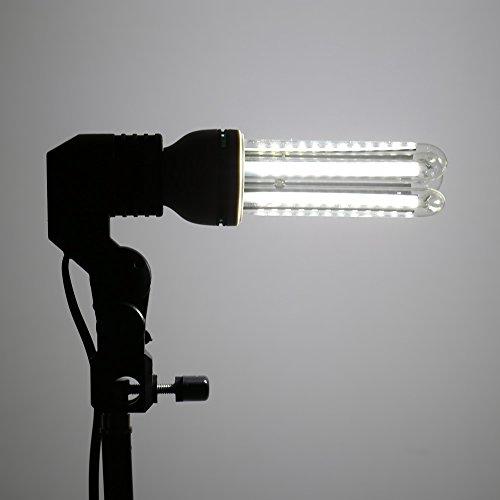 Kkmoon E27 15W 2835 Smd 72 Leds Corn Light Lamp Ultra Bright Energy Saving Bulb 360 Degree High Power Ac 85-265V