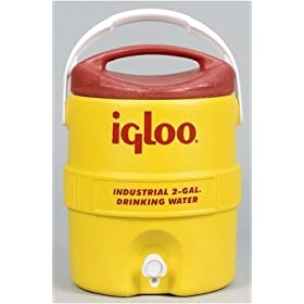 IGLOO CORPORATION #421 2GAL Heavy Duty Water Cooler