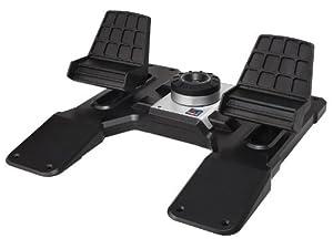 Saitek Pro Flight Cessna Rudder Pedals (CES432070002/02/1) by Made Simple
