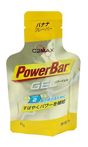 PowerGel バナナフレーバー 12本入り PG6P