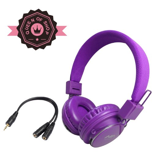 Mrh8809 Purple Tf Card Fm Radio Monitor Portable Audio Cotton Fabric Beam New Fashion Brand Music Player Wireless Handsfree Headset Headphones Earphone Fm Sport Mp3 Music Player Colorful