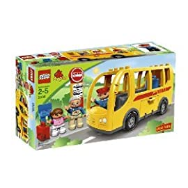 LEGO Duplo Legoville Bus (5636) [Toy]