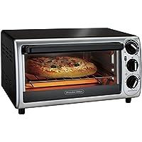 Proctor Silex 31122 Modern Toaster Oven (Black)