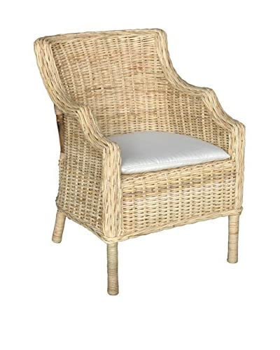 Jeffan Henry Occasional Chair, Natural