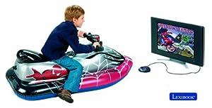 ordinateur spiderman jeux et jouets sur enperdresonlapin. Black Bedroom Furniture Sets. Home Design Ideas