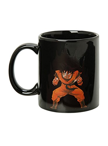 Collectible Dragon Ball Z Color Changing Coffee Mug Heat Reactive by Generic