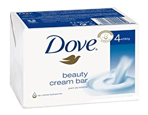 Dove Original Beauty Cream 4 Bars