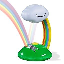 My Rainbow Children\'s Night Light Projector - Bright Rainbow Projector