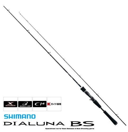 SHIMANO(シマノ) ディアルーナ BS B606ML