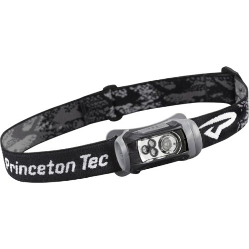 Hybm-Bk Remix Black W/ White Led Princeton Tec Outdoor Lighting Headlamps