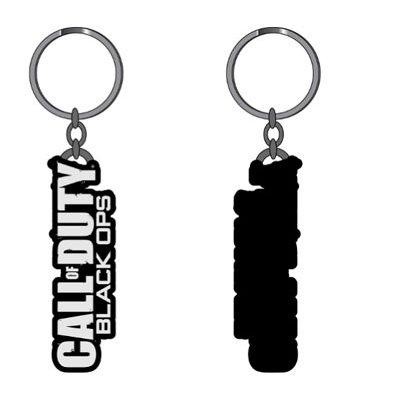 Call Of Duty - Black Ops Word Logo Key Chain