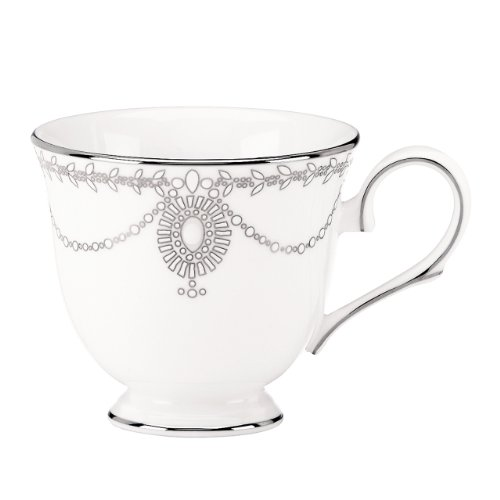 Lenox Marchesa Couture Tea Cup, Empire Pearl