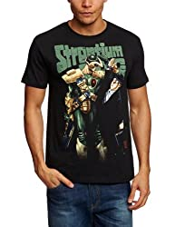 Plastic Head 2000Ad Strontium Dog Banker Men's T-Shirt from Plastic Head