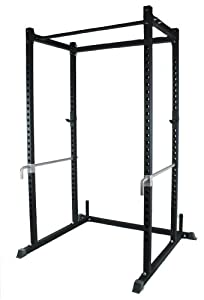 Buy Titan Power Rack Squat Deadlift HD Lift Cage Bench Racks stand cross fit by titandistributorsinc.com