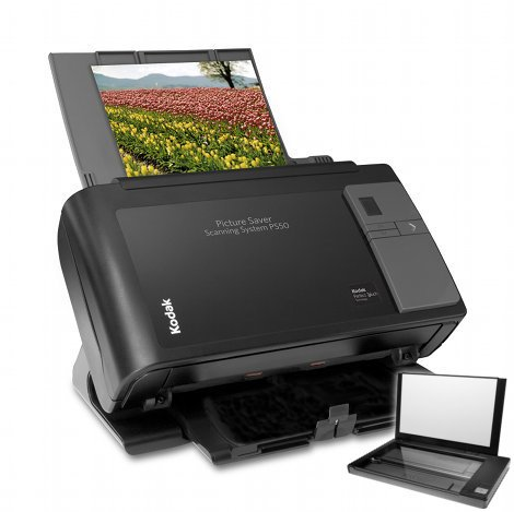 E-Z Photo Scan's Kodak PS50 Photo Scanner Bundled with Flatbed and Photo Selector Software (Kodak Picture Scanner compare prices)