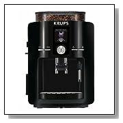 Krups Espresseria Automatic Espresso Machine with Grinder