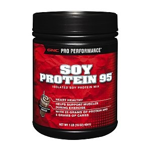 GNC Pro Performance Soy Protein 95