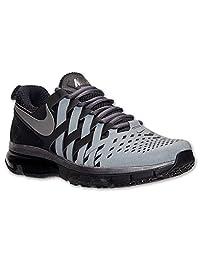 Nike Men's Fingertrap Max Training Shoe, Grey/Metallic/Black, 11.5