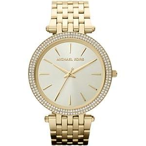 Michael Kors Watches Darci Watch (Gold)