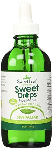 SWEET LEAF LIQ STEVIA,CLEAR,120ML, 4 FZ (Sweetleaf Extract compare prices)