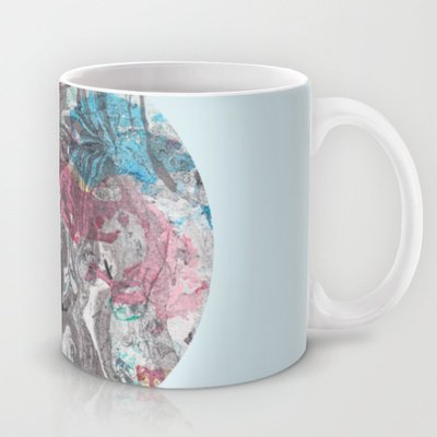 Society6 - Going To The Dark Side Mug By Maya Littman