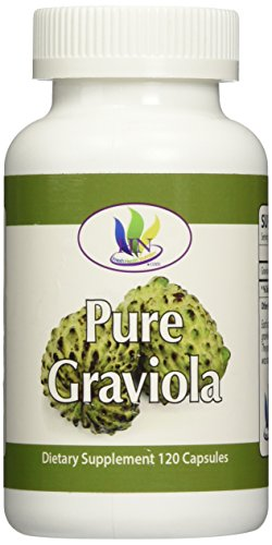 Fresh Health Nutritions Graviola 120 Capsules Bottle, 1300 mg, 4 Ounce (Graviola Fruit compare prices)