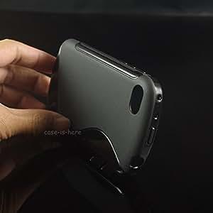 Micromax Canvas Xpress 2 Back Cover , [E313] Hybrid S-Line Matte Finish Back Cover Case