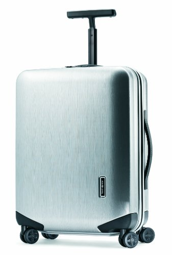 乃们要的登机箱来了,红点设计奖获得款,Samsonite新秀丽 Inova U91 20寸PC拉杆箱图片