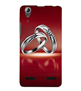Fuson 3D Designer Mobile Back Case Cover For Lenovo A6000 / Lenovo A6000 Plus / Lenovo A6000+