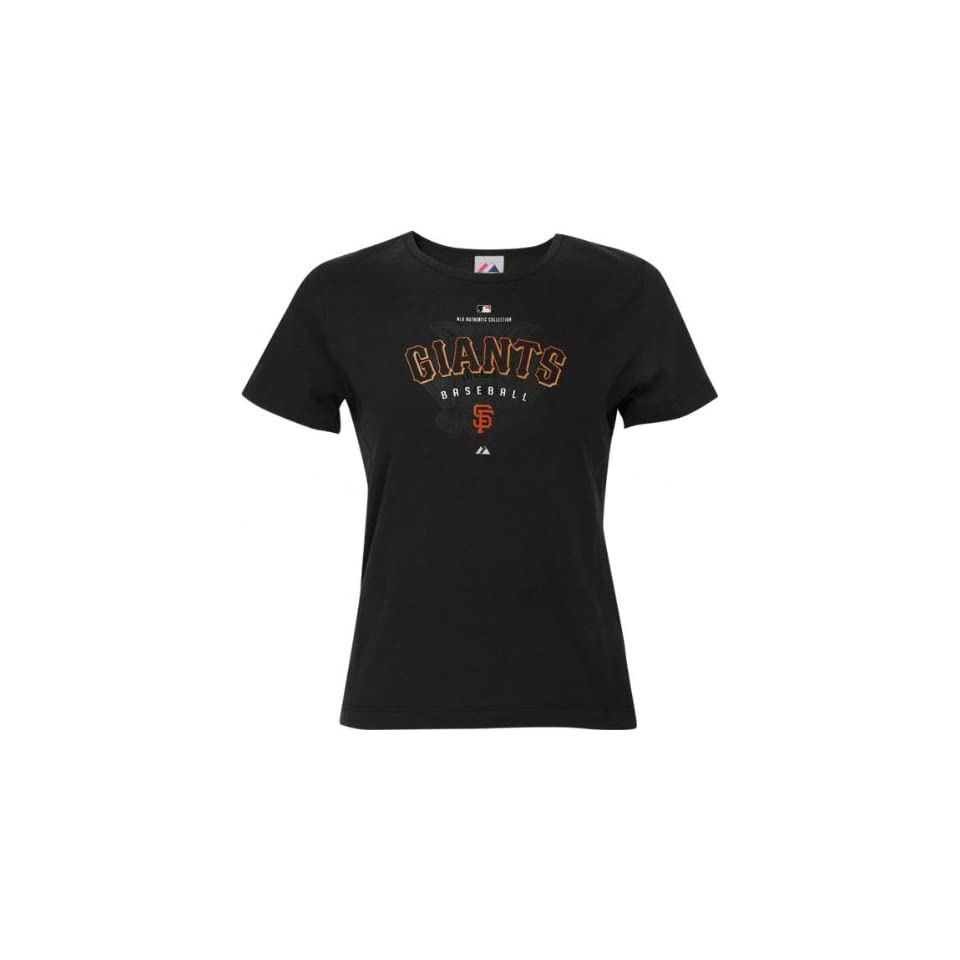 San Francisco Giants Womens Authentic Collection Momentum Tee