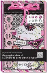 5x7 Ribbon Album Kit: Bachelorette