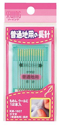 貝印 がす針(普通地用)長針 KM1607