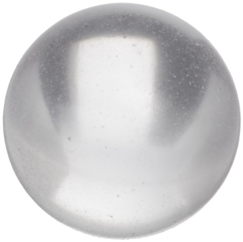 American Educational Plastic Styrene Beads, 7mm Diameter, 500mL Size, For Plastic Column Kit - 1