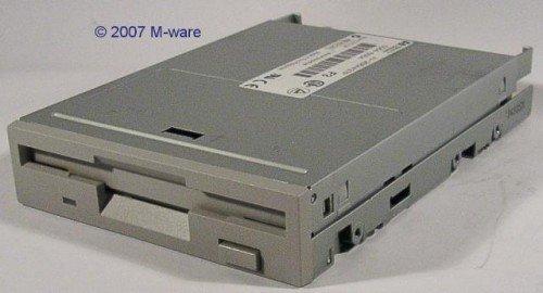 Lecteur de disquettes panasonic jU - 256 iD889