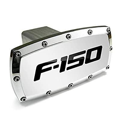 Ford F-150 Billet Aluminum Tow Hitch Cover