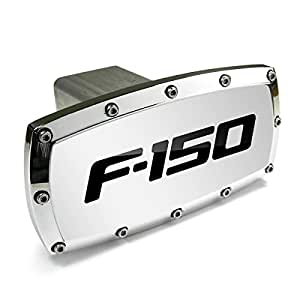 Amazon.com: Ford F-150 Billet Aluminum Tow Hitch Cover