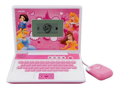 Vtech 80-125204 - Disney Prinzessinnen zauberhaftes Notebook