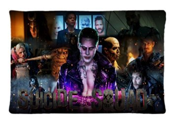 Trendsetter decorativo Suicide Squad personalizzato federa casa decorativo cuscino 20x 30(due lati)
