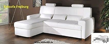 Ecksofa Freiburg mit Bettfunktion Eckcouch Sofa Couch