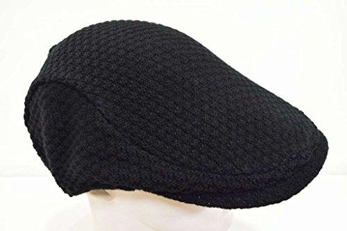 (ボルサリーノ)Borsalino ニットハンチング 帽子 メンズ 紳士 ハット/BS596/防寒 秋冬