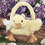 Kids Easter Egg Baskets by Bearington Collection DUCK