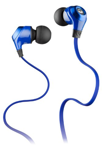 Monster Mobile Talk In-Ear Headphones, Cobalt Blue