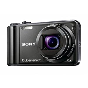 Sony Cyber-shot DSC-HX5V 10.2MP CMOS 10x Wide Angle Zoom Digital Camera with Optical Steady Shot Image Stabilization and 3.0 inch LCD
