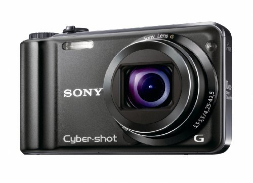 Sony Cybershot DSC-HX5 is one of the Best Digital Cameras Overall Under $500 with at least 10x Optical Zoom