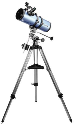Rokinon 1141EQ1 1000 x 114mm Reflector Telescope with Tripod (Blue)