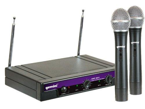 Gemini DJ VHF2001MS26