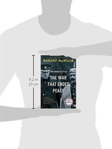 Libro The War That Ended Peace: The Road to 1914 di