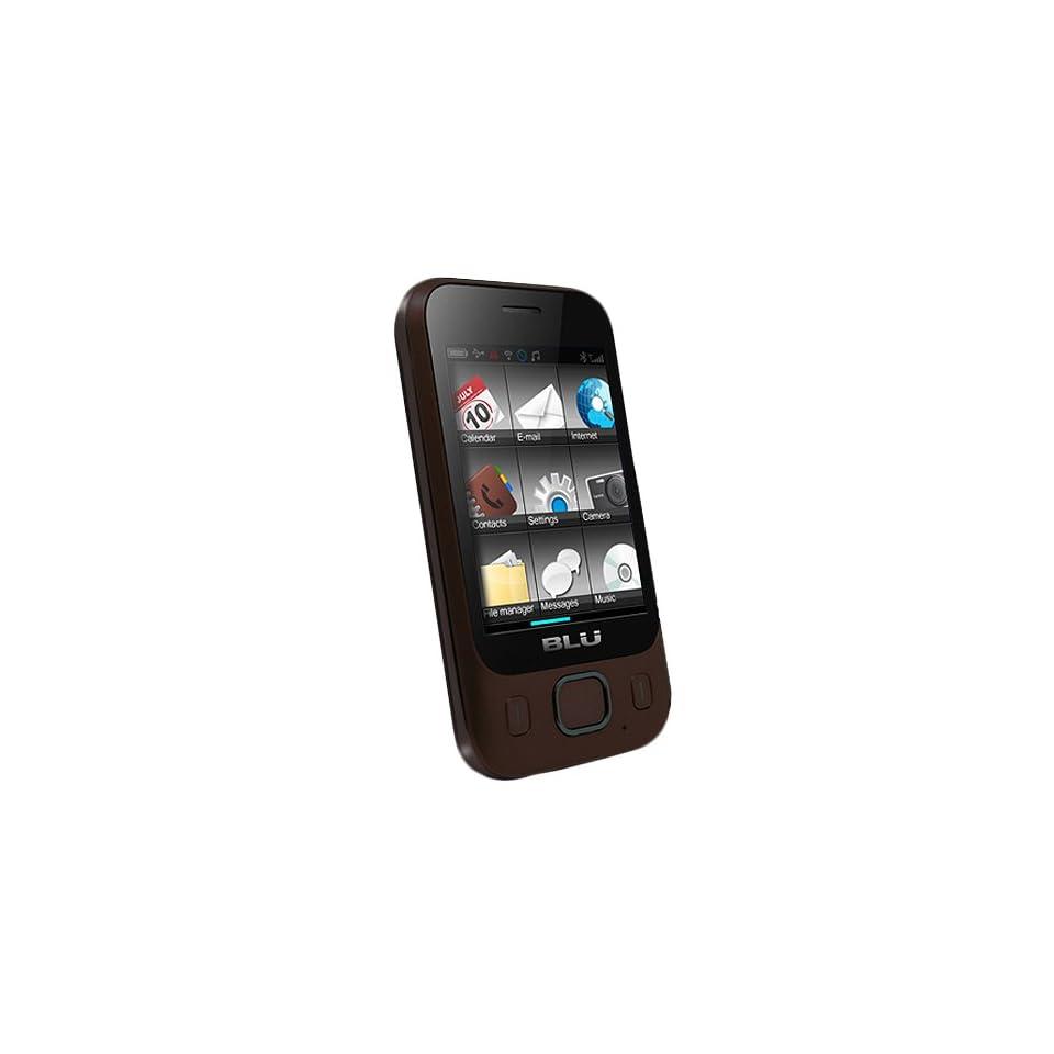 BLU S190 Hero Unlocked Quad Band Dual Sim Phone with 2.8