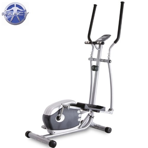 Marcy ER2000D Compact Elliptical Cross Trainer With Magnetic Resistance